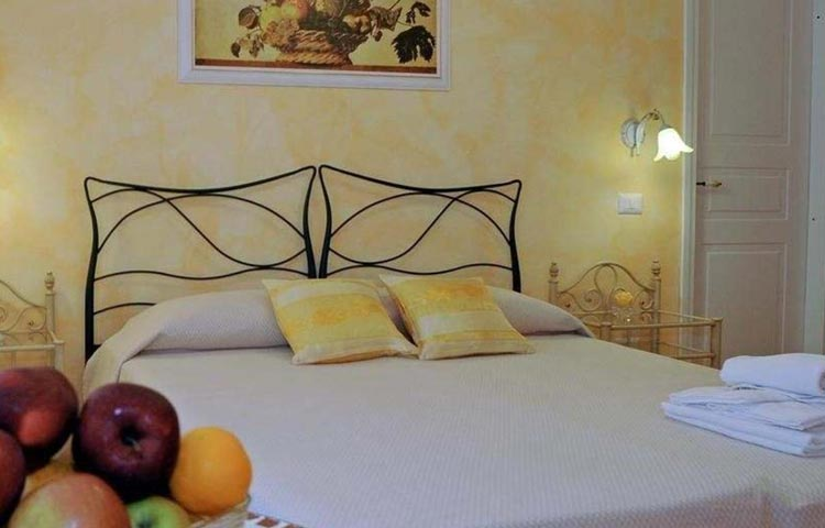 Double room breakfast corner - BB I Gerani